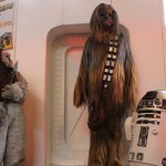 Ewok, Chewie and R2