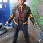 Wolverine about to open the Pandorica