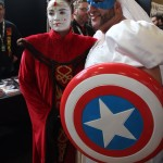Amidala and Bride of America - a gorgeous couple!