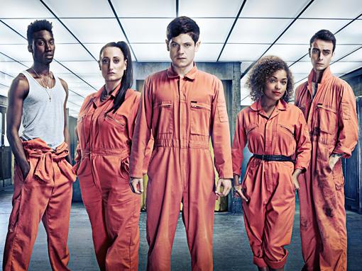 Misfits season 3