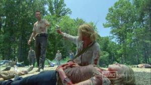 The Walking Dead: Wildfire
