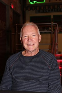 Terry Brooks at Armageddon Expo 2014