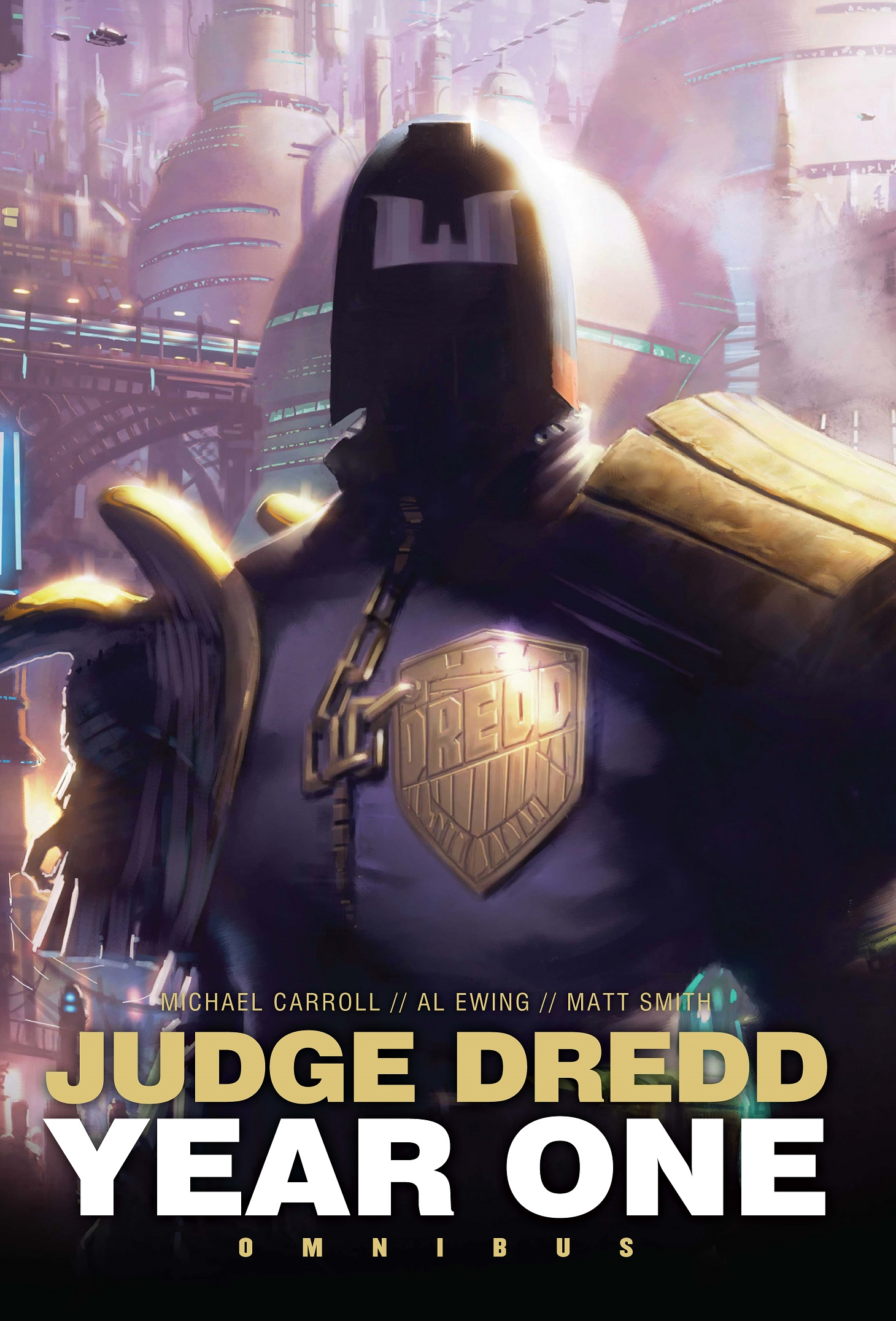Judge Dredd Year One