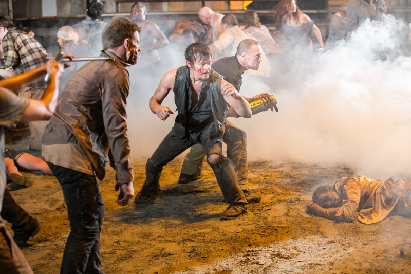 The Walking Dead - Season 3, Episode 9, Photo credit: Tina Rowden/AMC