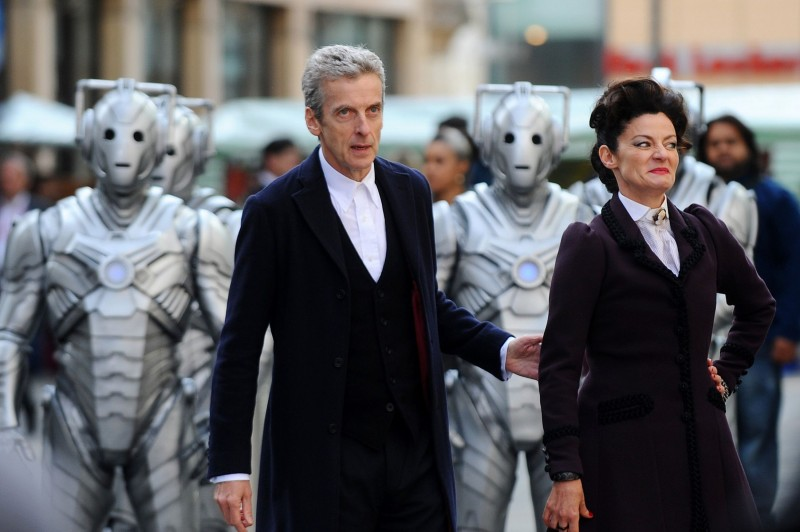 Doctor Who Dark Water