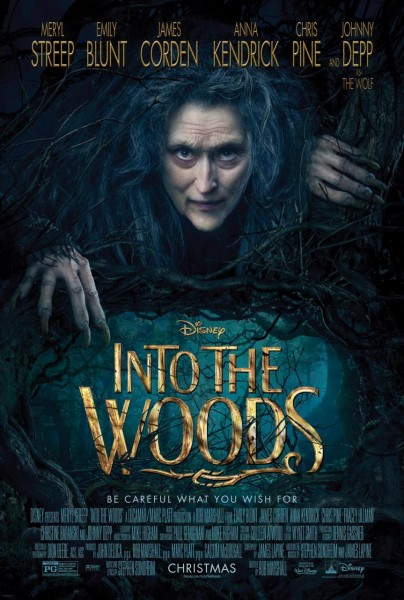 Into the Woods (2015) — the other side of the story