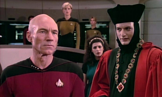 STNG Encounter at Farpoint