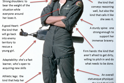 Ellen Ripley - The Anatomy of a Heroine, by Amanda Bridgeman