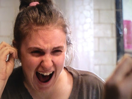Girls season 2: Hannah spirals into OCD & anxiety — and pierces her eardrum