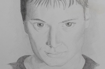 Jensen Ackles by Nalini Haynes