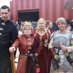 Game of Thrones cosplayers: The family who stays together dies together?