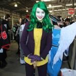 Georgia Tasic as the Joker