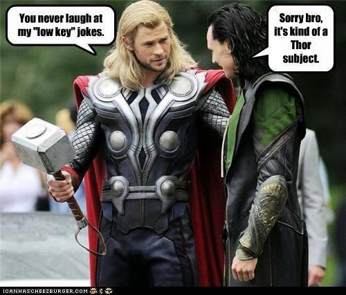 Thor 11 - CJ