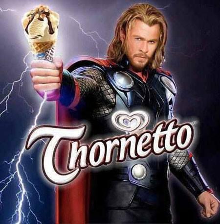 Thor 8 - Bec
