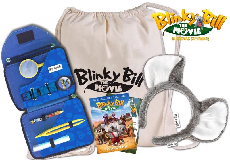 Blinky Bill Prize Pack