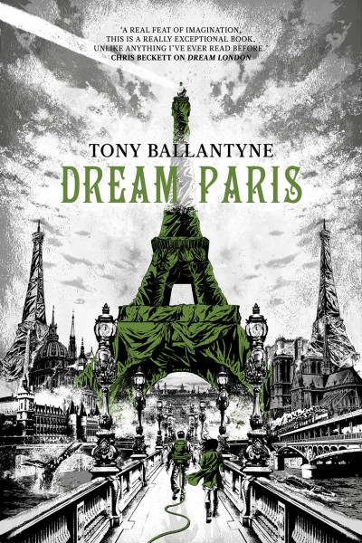 Dream Paris cover
