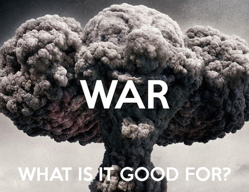 War: What is it good for? Kameron Hurley on dystopia