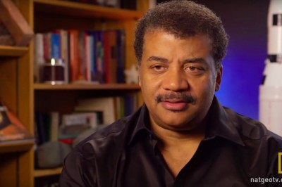 Neil deGrasse Tyson on the Millennium Falcon vs Starship Enterprise