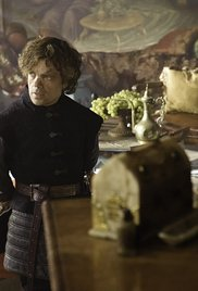 Walk of Punishment — Tyrion looks off camera