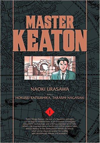 Master Keaton vol 1