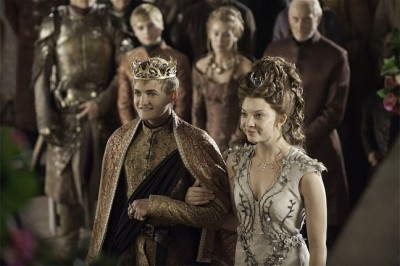 The Lion and the Rose — Joffrey and Margaery get married