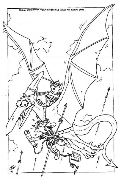 aerial goblins
