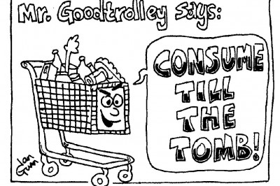 Goodtrolley: Consume Till the Tomb