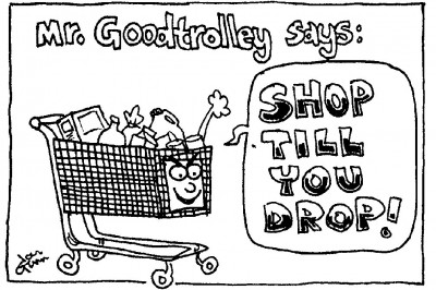 Goodtrolley Shop Till You Drop