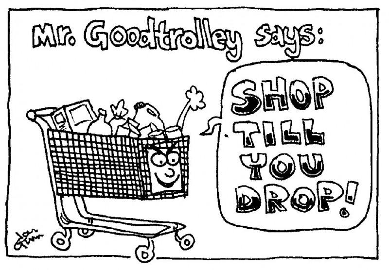 Good Trolley says shop