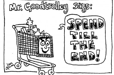 Goodtrolley spend