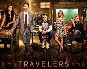Travelers season 1