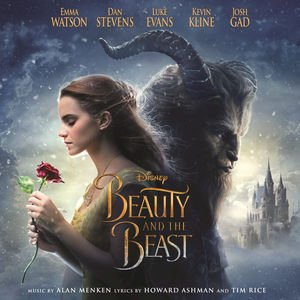 beauty and the beast face in opposite directions
