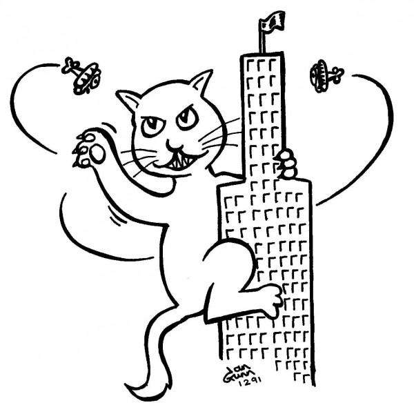 King Kong Kitty