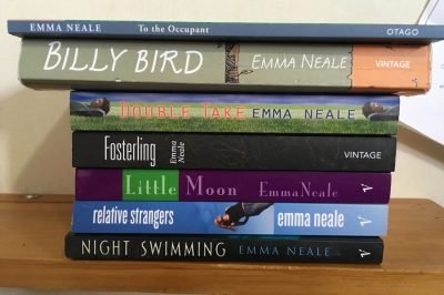 Emma Neale's auction item