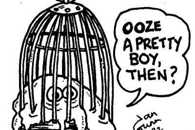 Ooze a Pretty Boy?