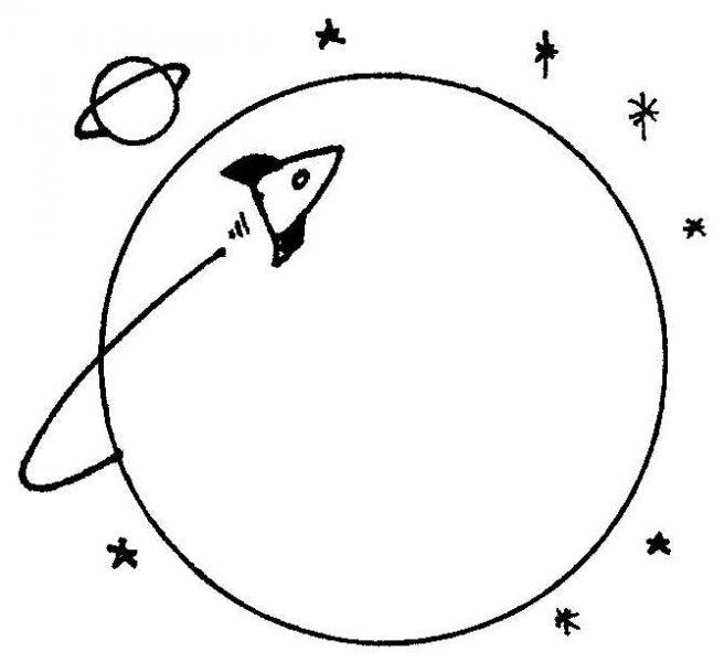 Orbit write-in