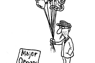 Organ balloons
