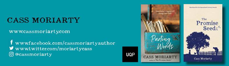 Cass Moriarty's books