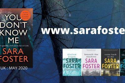 Sarah Foster books