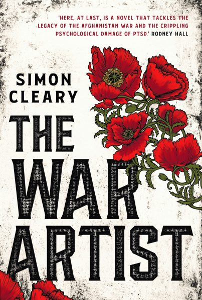 Simon Cleary The War Artist