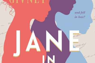 Jane in Love - three silhouettes of a woman overlap