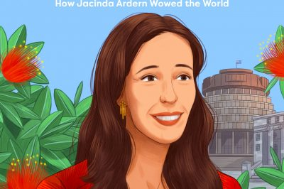 Taking the Lead: Jacinda Arden