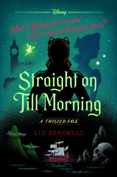 Straight on till morning is a Peter Pan sequel. Wendy returns to Neverland.