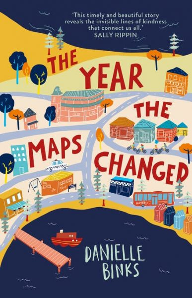 the year the maps changed: a map