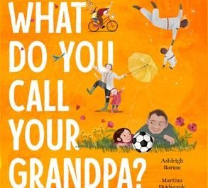 What do you call your grandpa? children and granpas play around the title