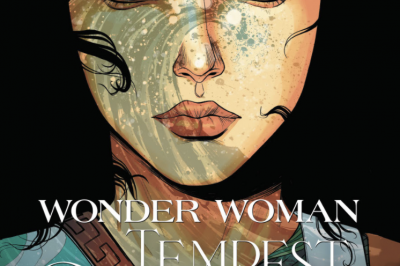 Wonder Woman: Tempest Tossed (Graphic Novel)