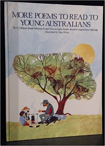 Formative fiction for a disabled reader: More Poems for Young Australians: the Triantiwontigongolope book