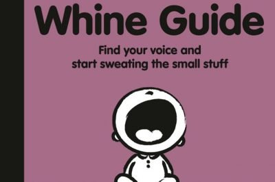 Whine guide: self-help for babies