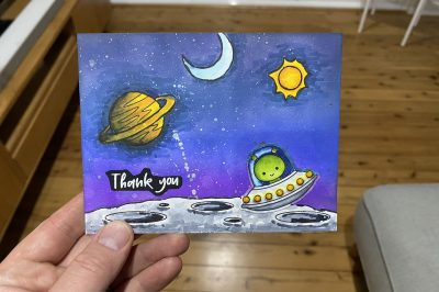 aliens card for Andrew Levins