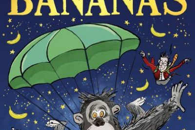 Code Name Bananas by David Walliams